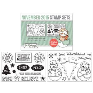 Picture of November Stamp Set