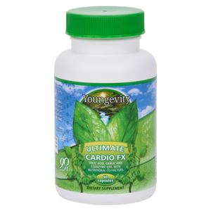 Picture of Ultimate Cardio Fx™ - 60 capsules
