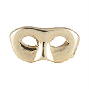 Picture of Gold Mask Charm