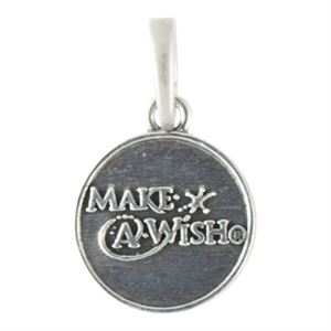 Picture of Silver Make-A-Wish Bangle Charm