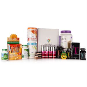 Picture of Womens Wellness CEO Mega Pak - Light 2 Mini Kit